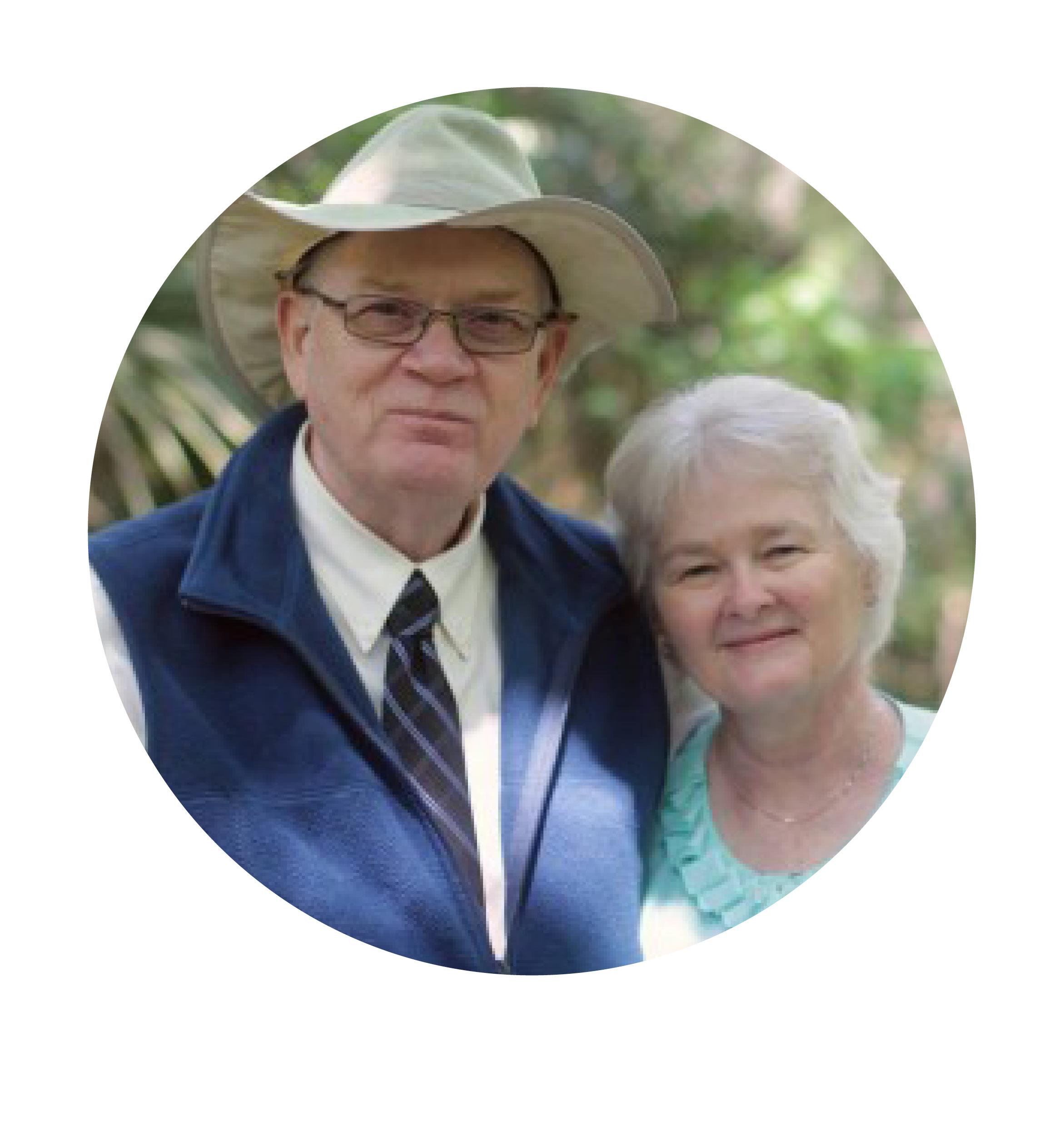 Mr. Jared & Mrs. Cindy Jenkins